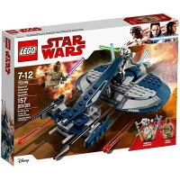 星際大戰 LEGO樂高積木推薦到【LEGO 樂高積木】星際大戰系列-General Grievous' Combat Speeder LT-75199就在幼吾幼兒童百貨商城推薦星際大戰 LEGO樂高積木