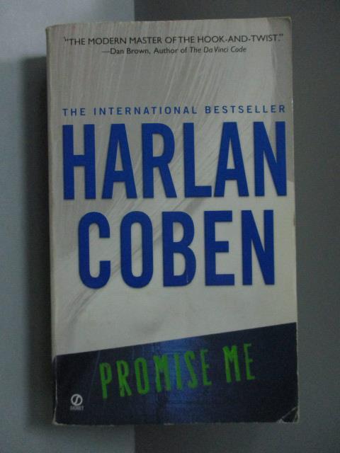 ~書寶 書T6/原文小說_OSM~Promise Me_Harlan Coben