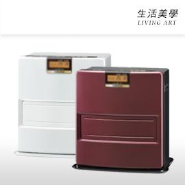 嘉頓國際CORONA【FH-VX3618BY】煤油電暖爐13坪以下7.2L油箱閘門除臭插電電暖器