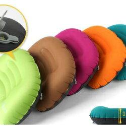 美麗大街【GT108010904】戶外TPU旅行充氣枕 旅遊空氣枕頭