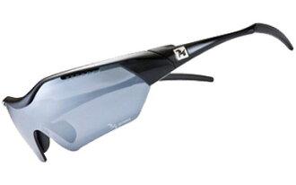 720armour Hitman 極限 運動太陽眼鏡 亞洲版 T948B2-6-H 亮黑框灰薄白水銀片