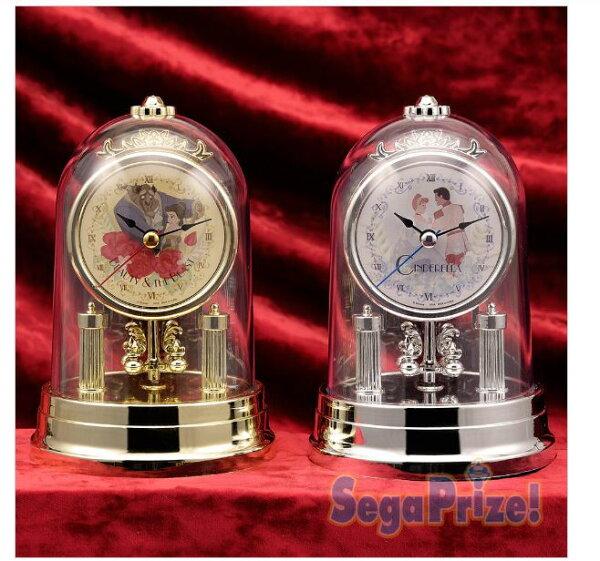 X射線 精緻禮品:X射線【C020167】迪士尼造型旋轉時鐘(2款選1),石英錶機械錶錶款運動錶潛水錶座鐘掛鐘娃娃鐘鬧鐘
