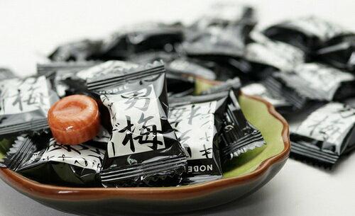 【NOBEL諾貝爾】男梅糖 80g 紫蘇梅汁梅糖 日本進口零食 3.18-4 / 7店休 暫停出貨 2