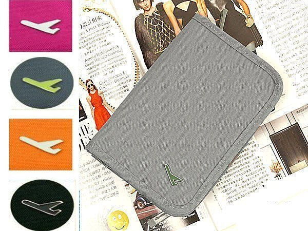 BO雜貨【SV2234】短款護照包 韓版旅行收納 手拿包 卡包短夾 護照套證件夾 車票長夾