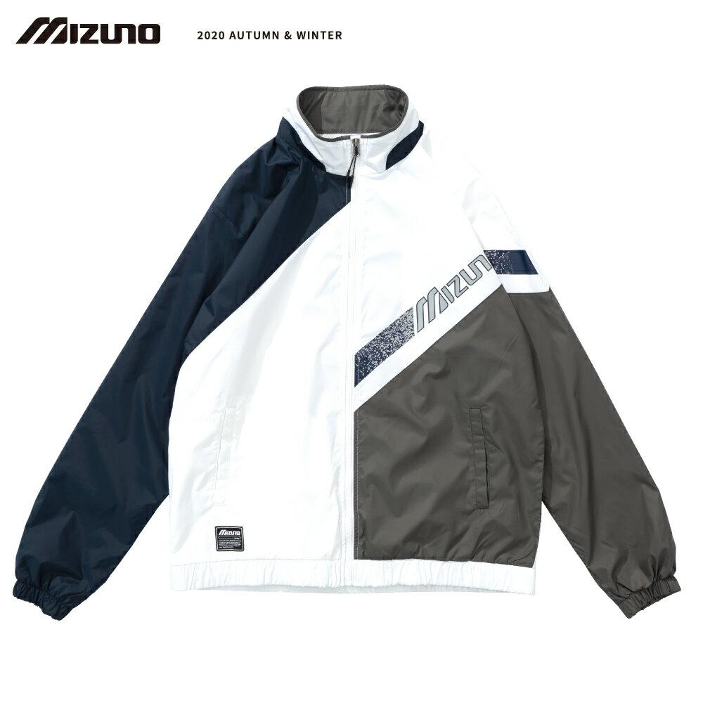 MIZUNO SPORTS STYLE 男款平織外套 D2TC057114(深丈青)【美津濃MIZUNO】