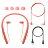 【送收納袋☆超商宅配皆免運】SONY WI-H700 紅 無線藍牙頸掛式入耳式耳機 EX750BT更新版 1