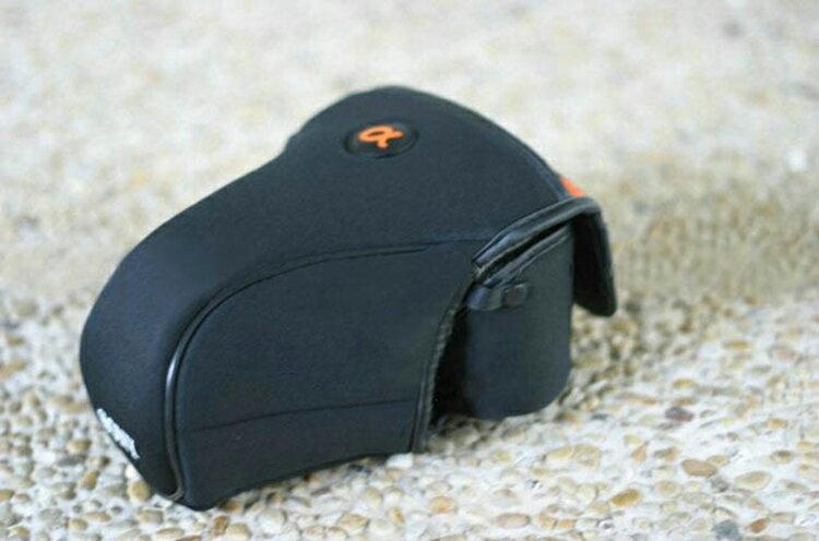 攝彩@SONY S號-防撞包 保護套 內膽包 單眼相機包 便攜相機保護包 加厚便攜式 α系列 /相機保護包