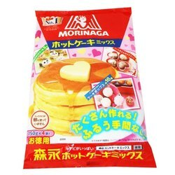 日本森永德用鬆餅粉MORINAGA 600g(150g*4入)
