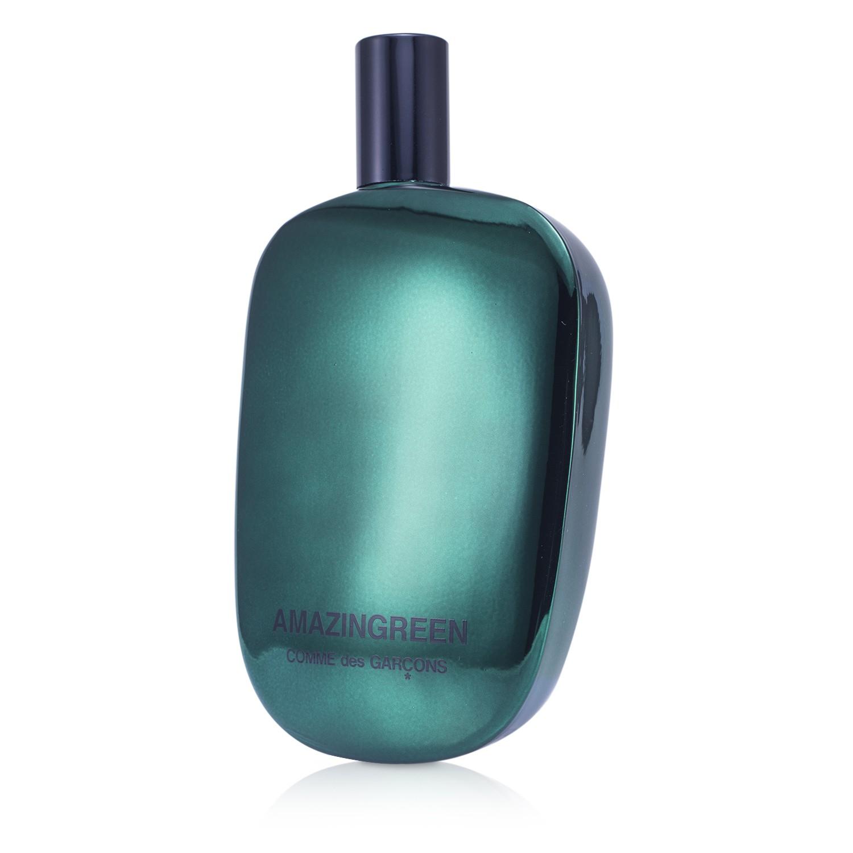 川久保玲 Comme des Garcons - Amazingreen 驚艷的綠男性香水