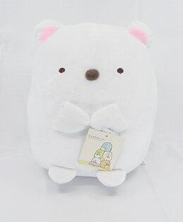 X射線【C051688】角落小夥伴10吋玩偶,絨毛填充玩偶玩具公仔抱枕靠枕娃娃