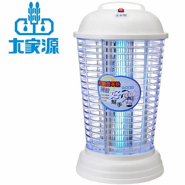 威利家電:【威利家電】【分期0利率+免運】大家源10W電擊式捕蚊燈TCY-6310