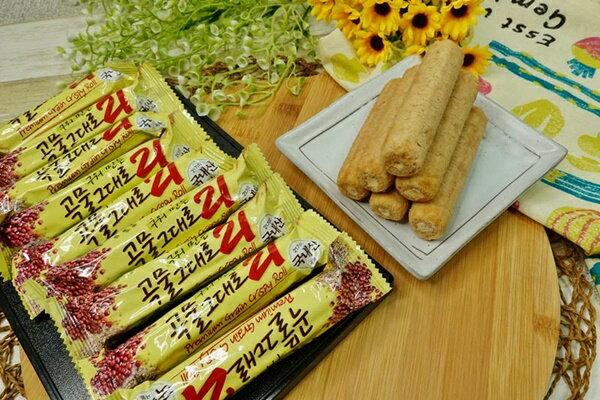 韓國21穀物棒 180g【8809010960227】(韓國零食)