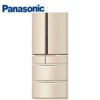 Panasonic 國際牌 608公升旗艦ECONAVI六門變頻冰箱 NR-F610VT /光感應科技