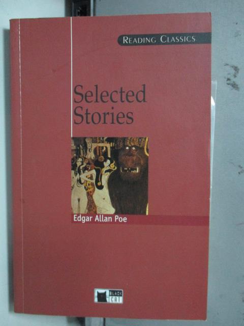 【書寶二手書T1/原文書_LQK】Selected stories_Edgar Allan Poe_附光碟