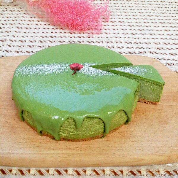🌸櫻花抹茶乳酪蛋糕6吋🌸
