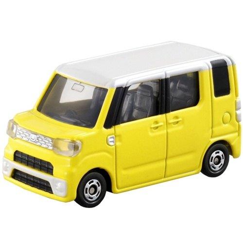 《 TOMICA 火柴盒小汽車 》TM058 大發 WAKE