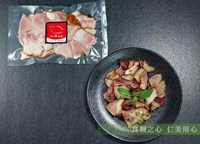 仁美良食:三源樂活豬德國豬腳-切片(270g包)