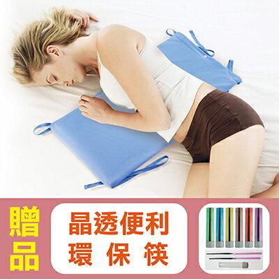 【Sunlus三樂事】動力式熱敷墊 (醫療級,大尺寸) MHP711/SP1001,贈品:晶透便利環保筷x1