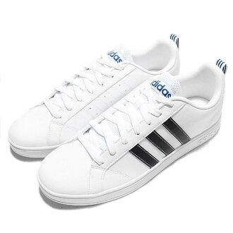 【ADIDAS】VS ADVANTAGE 休閒鞋 白色 NEO (男)F99256【樂天會員限定 | 03/01-03/31單筆滿1000元結帳輸入序號『Spring100』現折100元 | 單筆滿2..