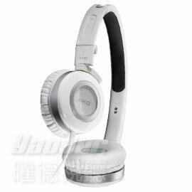 【曜德視聽】AKG K430 白 密閉式動態 Mini 耳罩式耳機 線控 ★免運★送收納袋★