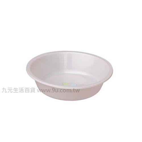 【九元生活百貨】聯府 BR350 350mm晶采臉盆 浴盆