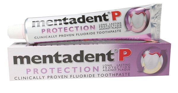 【醫康生活家】MENTADENT牙膏(除齒斑含氟牙膏)