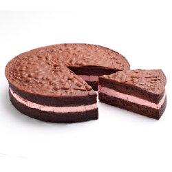 比利時巧克力的浪漫滋味 草莓(72%巧克力蛋糕) 8吋/單盒【艾立精緻蛋糕】