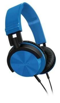 【迪特軍3C】PHILIPS 飛利浦 SHL3000 頭戴 耳罩式耳機 藍色