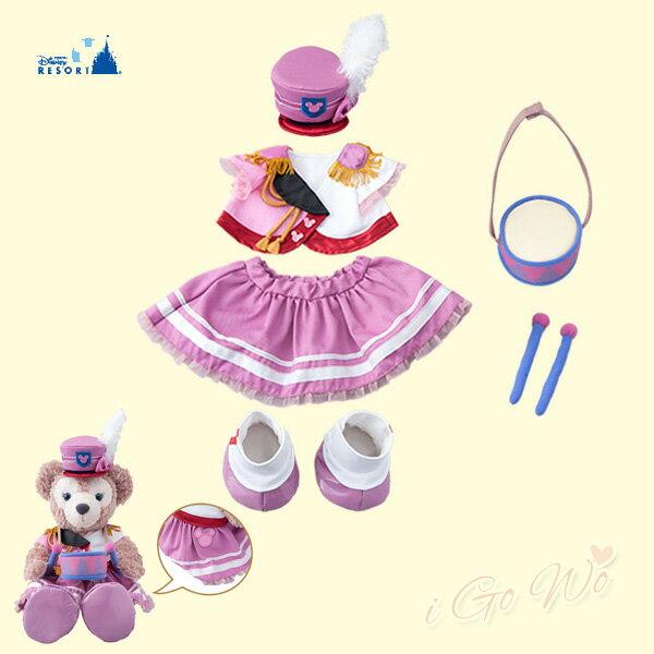 日本Disney雪莉服裝遊行歡樂系列コスチュームセット