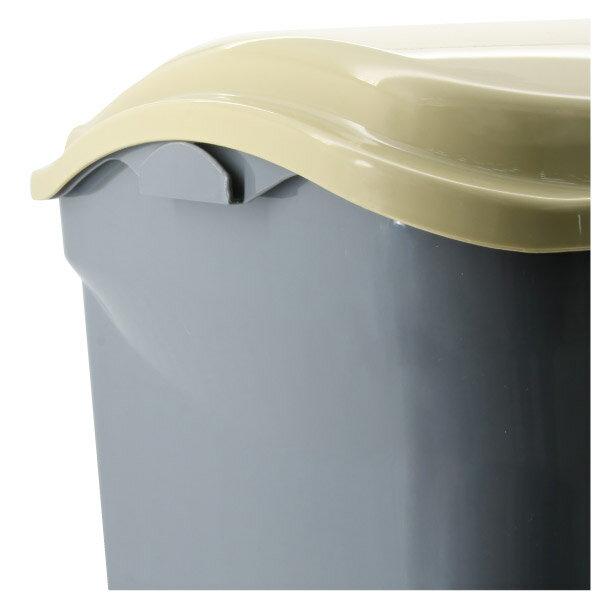 抗菌腳踏垃圾桶 30L E-1243 NITORI宜得利家居 6