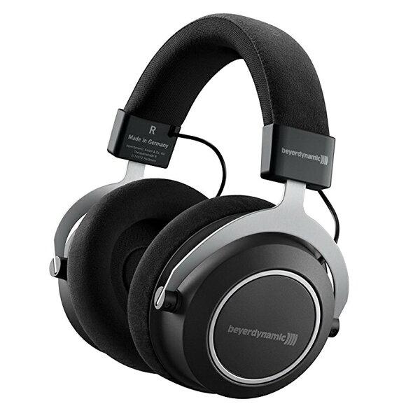 志達電子AmironWireless德國拜耳動力Beyerdynamic密閉式藍牙耳罩式耳機Tesla技術