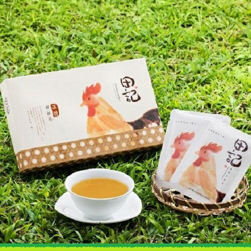 『鮮綠農產』聯名【田記】溫體鮮雞精禮盒-10入裝