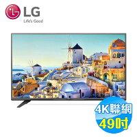 LG電子到LG 49吋4K智慧聯網LED液晶電視 49UH623T