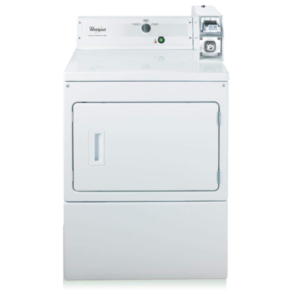全館回饋10%樂天點數★【Whirlpool惠而浦】 投幣式洗衣機 CAE2763BQ