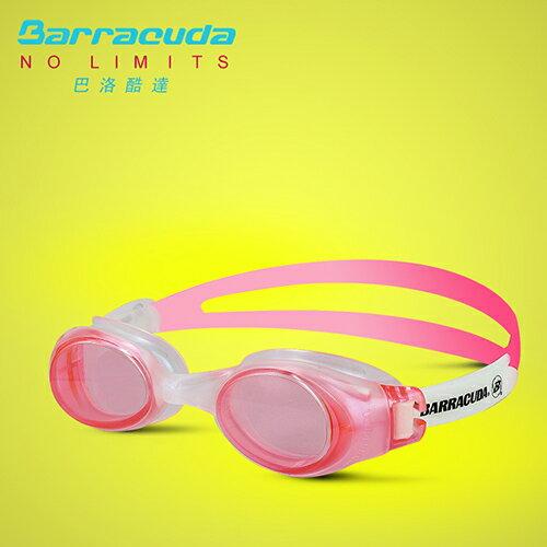 美國巴洛酷達Barracuda青少年運動型抗UV防霧泳鏡-SUBMERGE JR#12955 1
