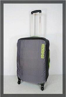 《熊熊先生》Samsonite新秀麗American Tourister美國旅行者保護套防塵套L號託運套
