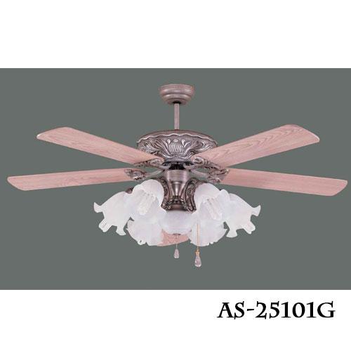 傳統系列★56吋吊扇燈風扇燈手工彩繪光源另計★永光照明AS-25101+AS-25102