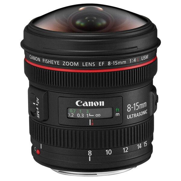 ◎相機專家◎CanonEF8-15mmF4LFisheyeUSM彩虹公司貨全新彩盒裝