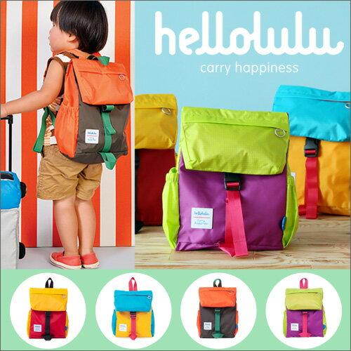 日本直送 免運/代購-Hellolulu 兒童戶外型後背包/Hellolulu-LINUS。共4色