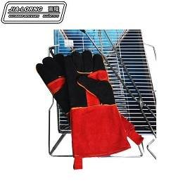 牛皮手套 / 電焊手套 / 耐熱手套 / 耐熱100度 / ZP-010