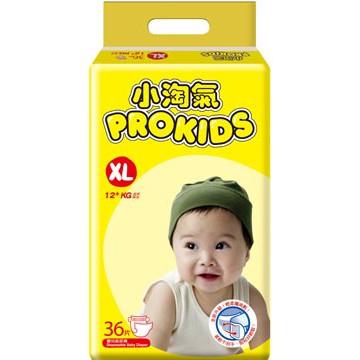 小淘氣 Prokids 紙尿褲 尿布 XL36 片  包