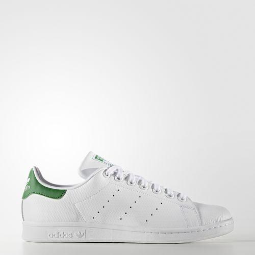 ADIDAS Originals Stan Smith 男鞋 女鞋 史密斯 軟木塞 紋路 綠 白 【運動世界】 S80029