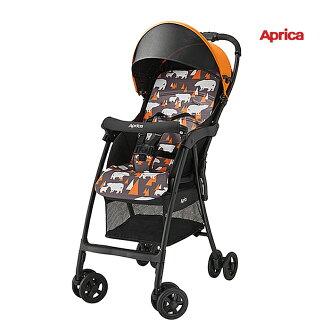 *babygo*愛普力卡Aprica Magical air S 高視野0-3歲單向超輕量嬰幼兒手推車( 北極熊#92545)