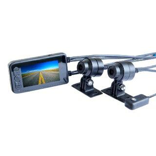 送16G卡『 征服者 雷達眼 Ai-728 』機車前後雙鏡頭行車紀錄器/記錄器/SONY感光元件/IP67防水鏡頭/140度廣角/720P
