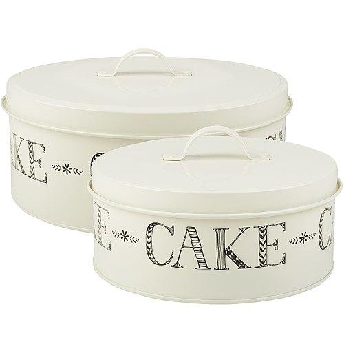 《CreativeTops》Stir大小蛋糕收納盒2件