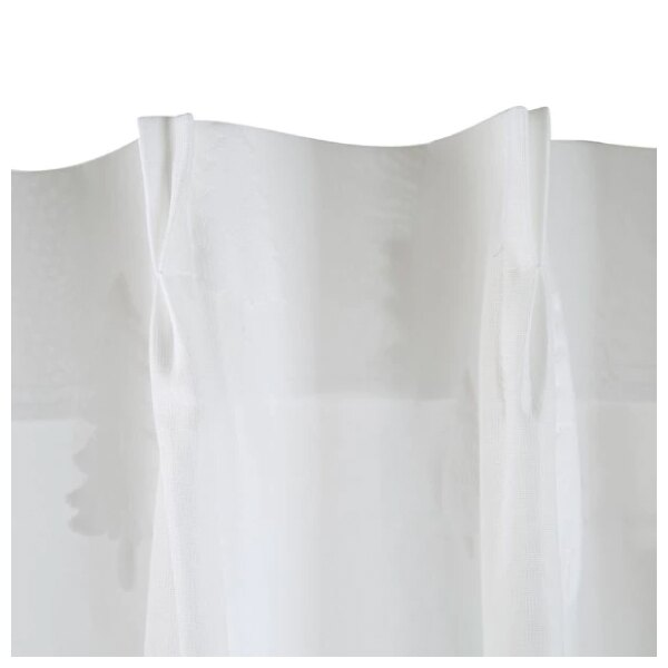 蕾絲窗簾 CHENE 100×138×1 NITORI宜得利家居 3