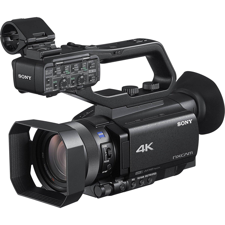 Sony HXR-NX80 Full HD XDCAM with HDR & Fast Hybrid AF 0