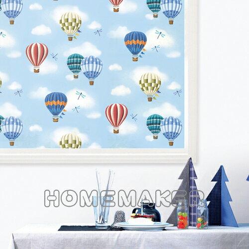 韓國彩繪自黏窗貼 HN-GS10A