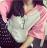 輕尚恬氛.百搭撞色拼接圓領短袖T恤- shiny藍格子【D866】★7 / 1-7 / 3   599折50★ 3