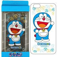 小叮噹週邊商品推薦Doraemon 哆啦A夢 Apple iPhone 6 Plus (5.5吋) 彩繪透明保護軟套